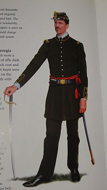 5th Georgia Volunteer Infantry Wikipedia