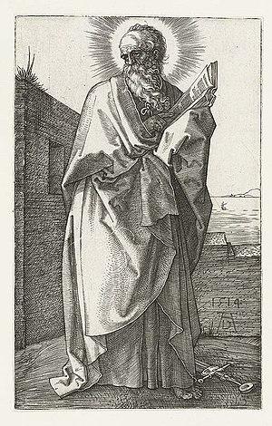 English: The Apostle Paul