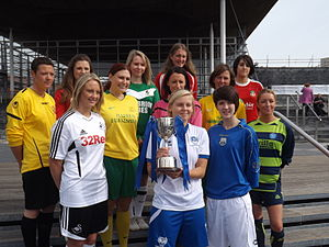 Welsh Premier Women's Football League - 2012 Season Launch