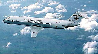 75th Expeditionary Airlift Squadron - 75th Airlift Squadron C-9 Nightingale