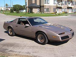 Pontiac Firebird, 1982–1985