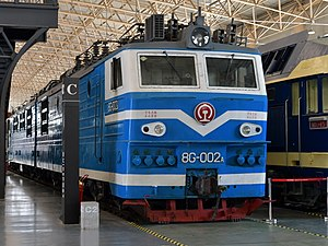 8G-002 in China Railway Museum 20180223.jpg