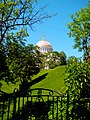 902. Kronstadt. Summer garden.jpg