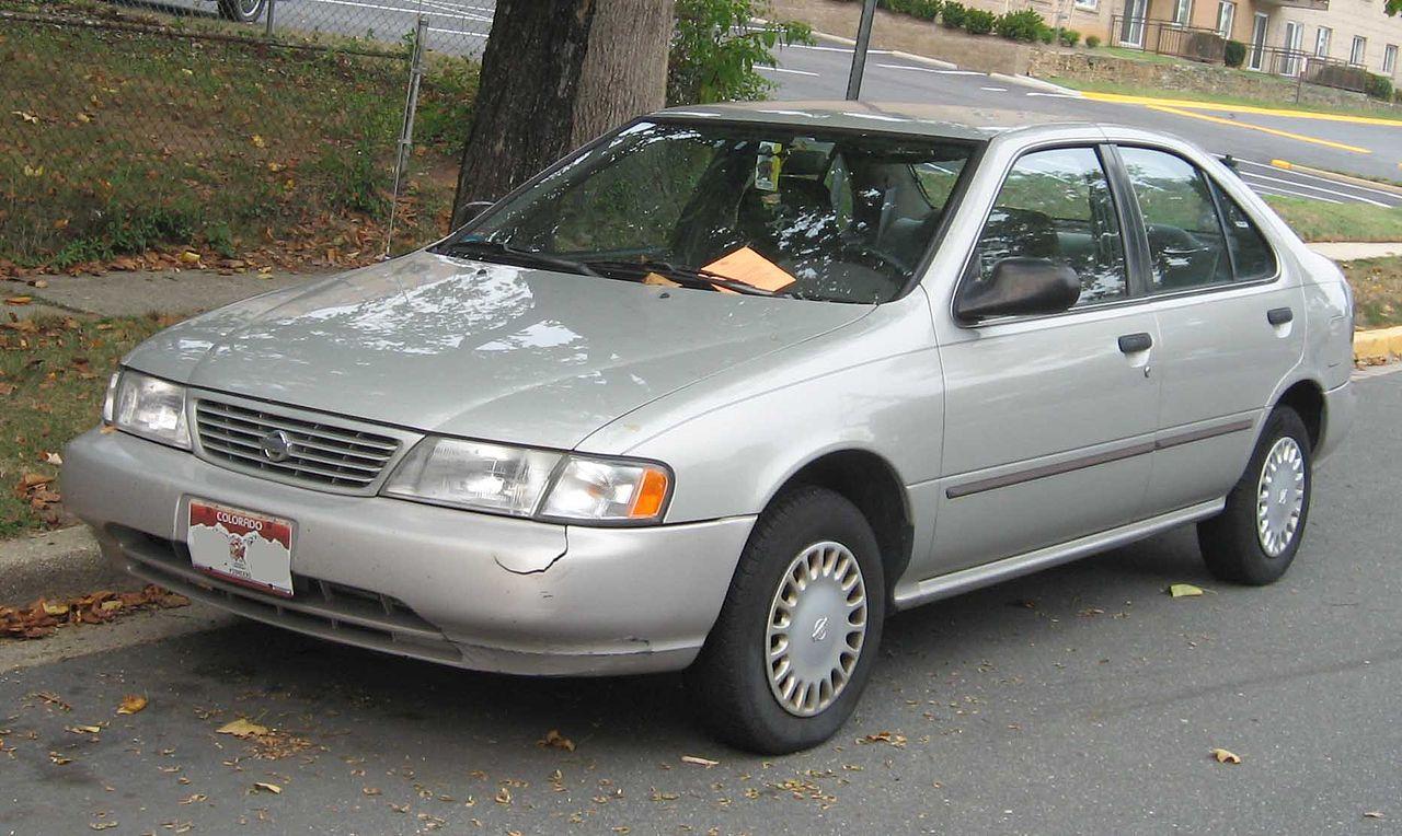 1997 nissan sentra gxe sedan 1 6l manual rh carspecs us 1997 nissan sentra manual transmission fluid 1997 nissan sentra manual transmission