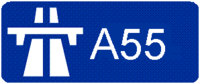 A55 (France) Route marker.png