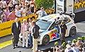 ADAC Rallye Deutschland 2013 - Fahrerpräsentation auf dem Roncalliplatz-4632.jpg