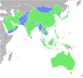 AFC members Champions League participants.png