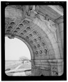 ARCH INTRADOS, SOUTHEAST, RIGHT OF CENTER - National Memorial Arch, King of Prussia, Montgomery County, PA HABS PA,46-VALFO.V,1-85.tif