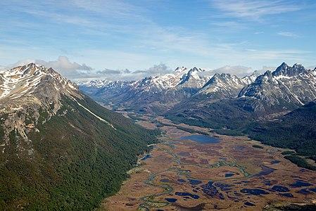 Valle Carbajal, Tierra del Fuego