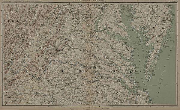 virginia 1861