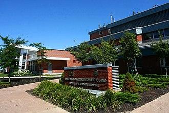 Atlantic Veterinary College - Image: AVC (4904344749)