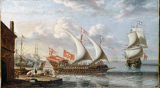 A Galley of Malta