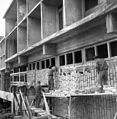 A Hotel Silvanus építése. Fortepan 87367.jpg