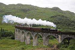 A Scottish Adventure- The Jacobite over Glenfinnan Viaduct.jpg