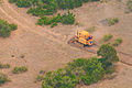 A bulldozer creates a firebreak to help fight the East Peak wildfire near La Veta, Colo., June 21, 2013 130621-Z-UA373-408.jpg