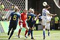 A seleção feminina de futebol dos EUA enfrenta a Suécia (28321618654).jpg