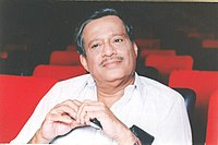 A still of Shri Ratnakar Ramakrishna Matkari who will be presented with the Sangeet Natak Akademi Award for Theatre Playwriting - Marathi by the President Dr. A.P.J Abdul Kalam in New Delhi on October 26, 2004.jpg