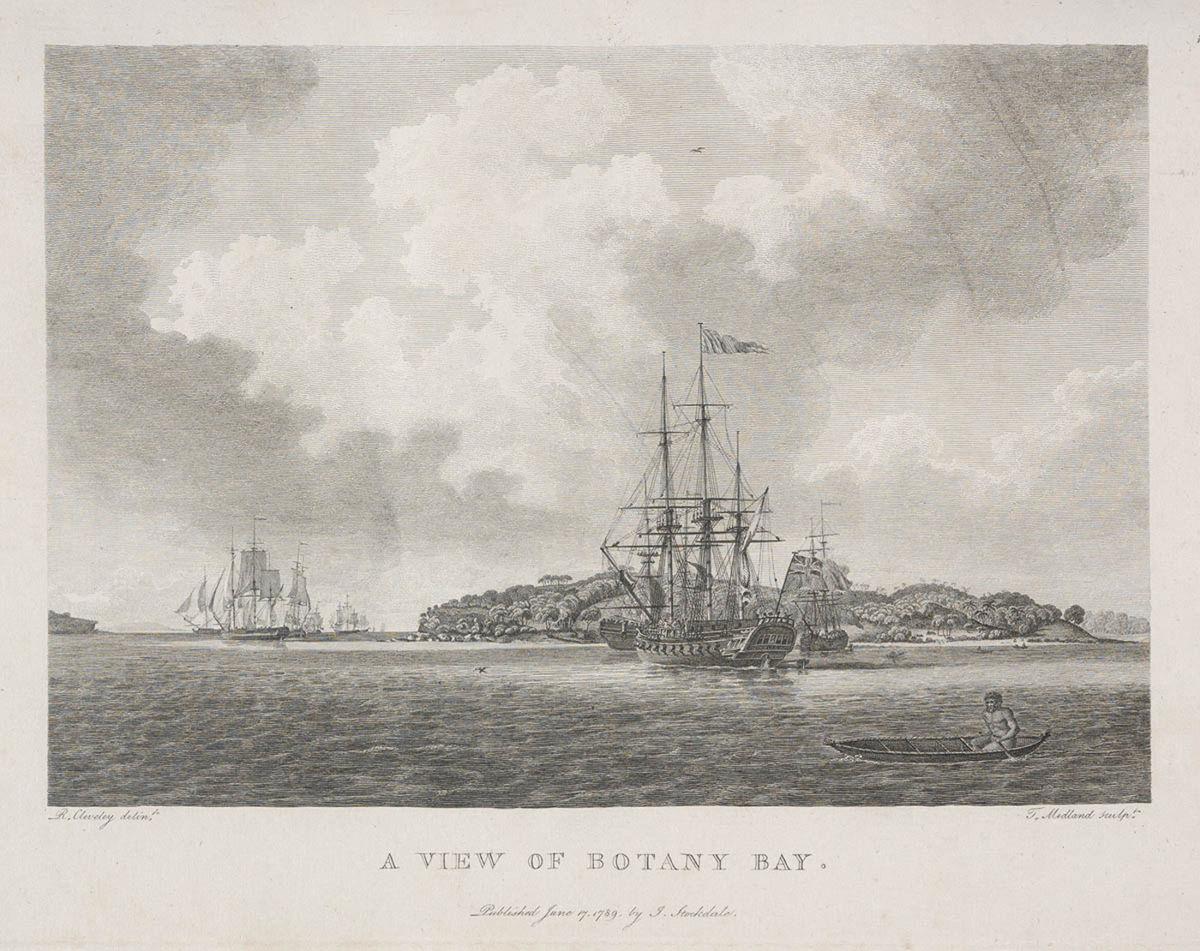 First Fleet Letters