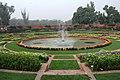 A view of Mughal Garden at Rashtrapati Bhawan, in New Delhi on February 12, 2010.jpg