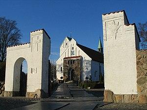Aars church - Image: Aars Kirke