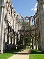 Abbaye d'Ourscamp (Oise) Ruines.JPG