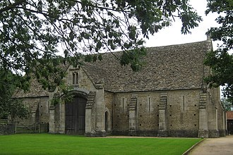 Somerset Rural Life Museum - Image: Abbey Tithe Barn, Glastonbury 1