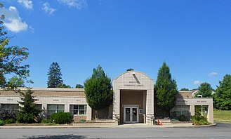 Lackawanna County, Pennsylvania - Abington Community Library