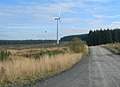 Access Road - geograph.org.uk - 577511.jpg