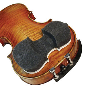 Shoulder rest - Alternative shoulder rest for violin.