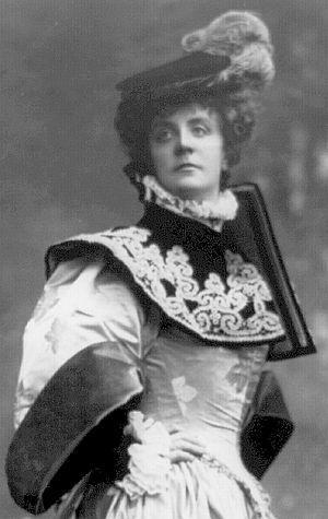 Ada Rehan - Ada Rehan in 1897