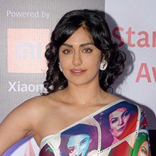 Adah Sharma graces the Star Screen Awards 2018 cropped twice.jpg