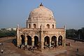 Adham Khan's tomb, which also house the tomb of his mother, Maham Anga, Mehrauli south Delhi..jpg