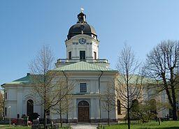 Adolf Fredriks kirke