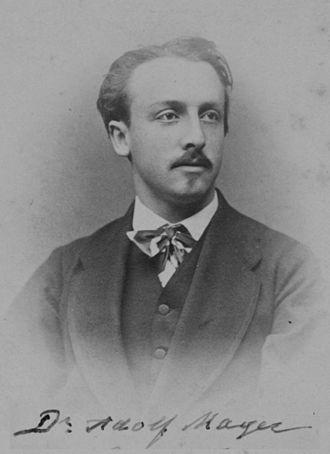 History of virology - Adolf Mayer in 1875