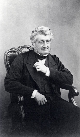 Adolphe-Théodore Brongniart - Adolphe Brongniart