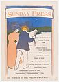 Advertisement for Philadelphia Sunday Press- February 23, 1896 MET DP866317.jpg