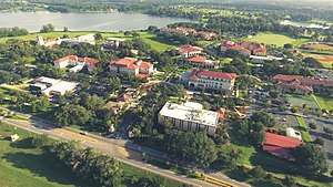 Saint Leo University - Saint Leo University Campus in central Florida