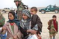 Afghan army, police assist northern Afghan village humanitarian assistance mission provides needed relief, medical supplies DVIDS144978.jpg