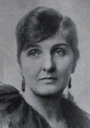 Agnes Mowinckel - Image: Agnes Mowinckel 1918