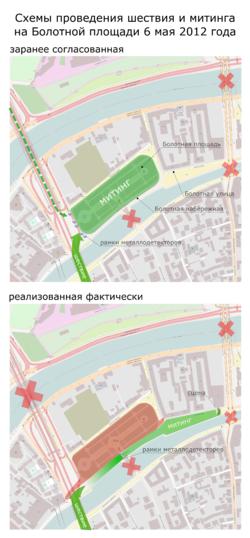 Схемы марша (план [107] [108]