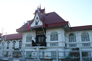 Ancestral houses of the Philippines - Wikipedia