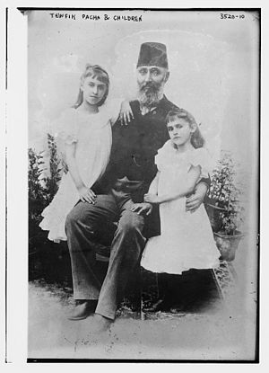 Ahmet Tevfik Pasha - Image: Ahmed Tevfik Pasha