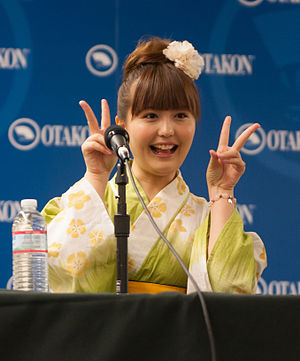 Ai Nonaka - Ai Nonaka at Otakon 2012, on July 28, 2012