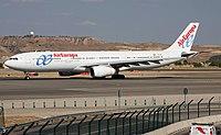 EC-LXR - A333 - Air Europa