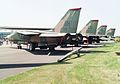 Air Tattoo International, RAF Boscombe Down - USAF - F-111 line-up - 130692.jpg
