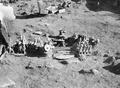 Ajia Irini. Terrakottavagnar i rutorna K-L 9. utgrävning. Αγια Ειρηνη, Cypern - SMVK - C02530.tif