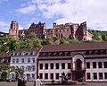Akademie der Wissenschaften und Schloss in Heidelberg.jpg