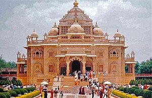 Gandhinagar - Akshardham Mandir