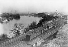Alabama river Montgomery train yard.jpg