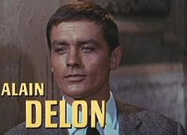 Alain Delon in Lost Command